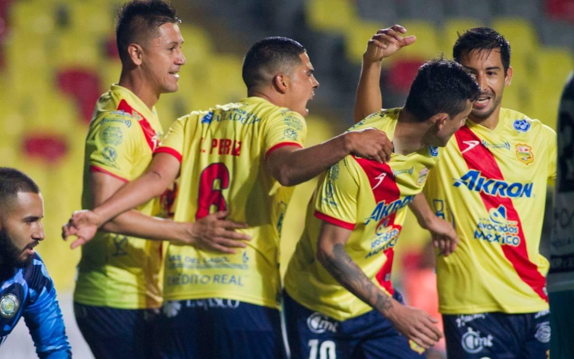 Morelia no da una; pierde 2-3 ante Cancún - El Sol de Zamora