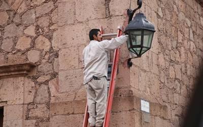 Inclumple Morón Plan De Iluminación 2019 El Sol De Morelia