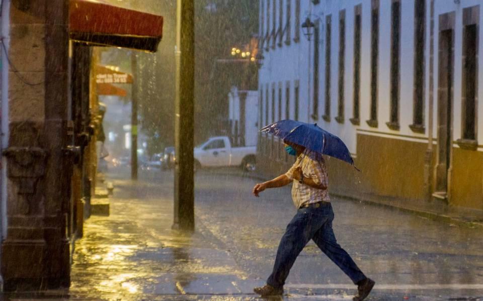 Pronóstico alto de lluvias para Morelia este fin de semana - El Sol de  Morelia | Noticias Locales, Policiacas, sobre México, Michoacán y el Mundo