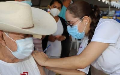 En Michoacán, 16 mil adultos mayores vacunados contra Covid-19 - Noticias  Locales, Policiacas, sobre México y el Mundo   El Sol de Zamora   Michoacán