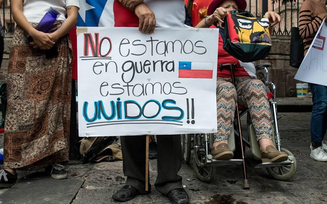 Anuncian jornada de solidaridad con Bolivia y Chile en Morelia - El Sol de Zamora