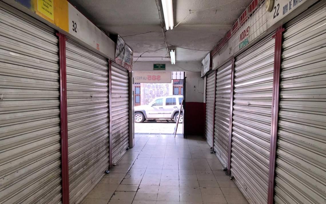 En Morelia, cerrados 178 negocios considerados no esenciales - El ...